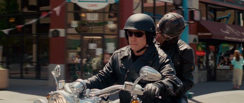 Bell Helmet of John Travolta as Woody Stevens in Wild Hogs (2)