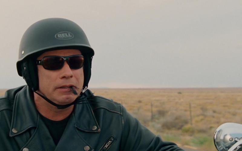 Bell Helmet of John Travolta as Woody Stevens in Wild Hogs (3)