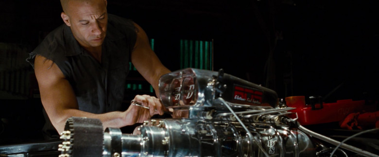 Blower Drive Service (BDS) in Fast & Furious (2)