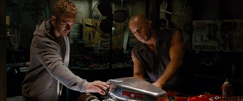 Blower Drive Service (BDS) in Fast & Furious (3)