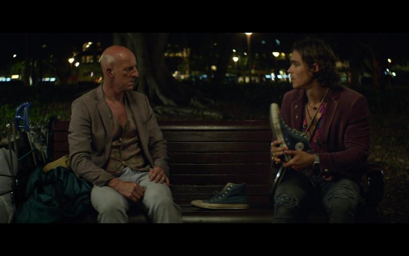 Brenton Thwaites Wears Converse Sneakers in 'I Met a Girl' Movie (2)