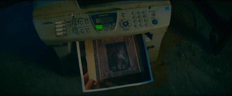 Brother Printer in Utopia S01E02