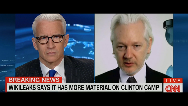 CNN TV Channel in The Comey Rule – Episode 1 (2)