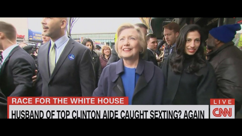 CNN TV Channel in The Comey Rule – Episode 1 (3)
