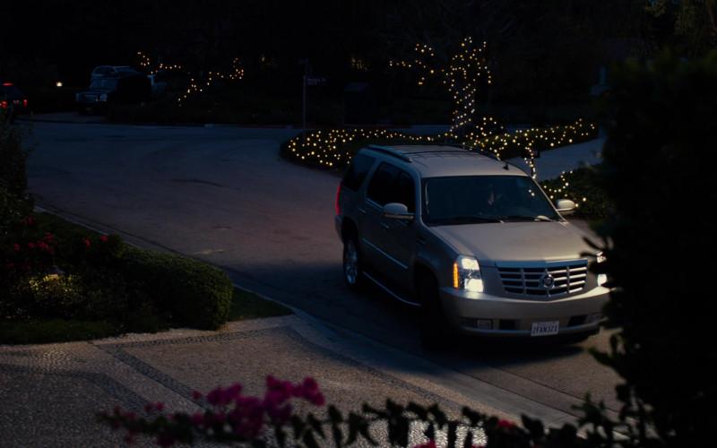 Cadillac Escalade Car of Adam Sandler in Jack and Jill Movie (1)