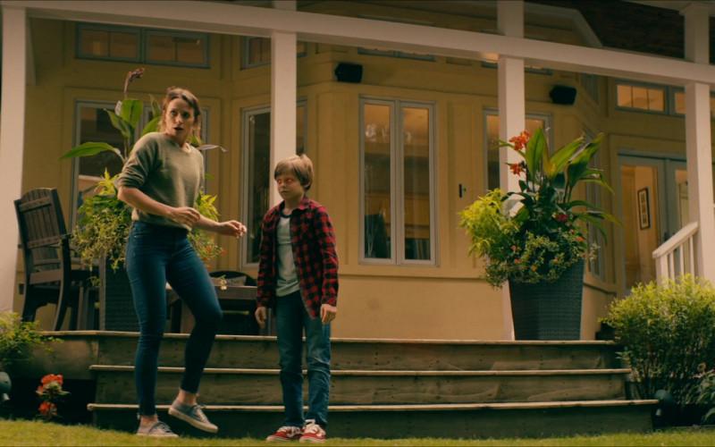 Cameron Crovetti as Ryan Wears Vans Red Sneakers in The Boys Season 2 TV Show (2)