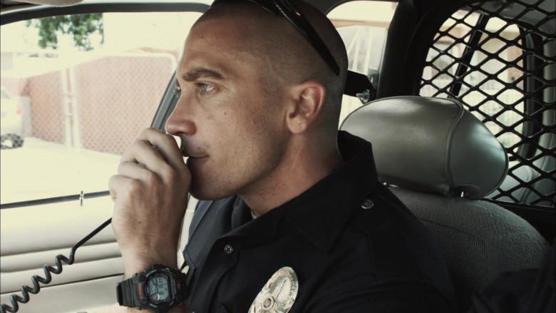 Casio G-Shock G7900-1 Wrist Watch of Jake Gyllenhaal as Brian Taylor in End of Watch Movie