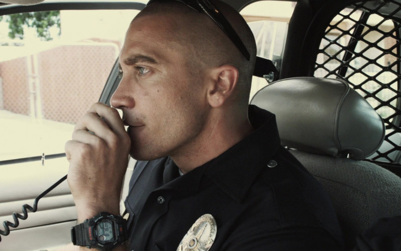 Casio G-Shock G7900-1 Wrist Watch of Jake Gyllenhaal as Brian Taylor in End of Watch Movie