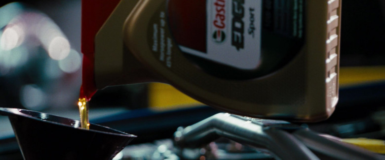 Castrol EDGE Sport Engine Oil in Fast & Furious (2009)
