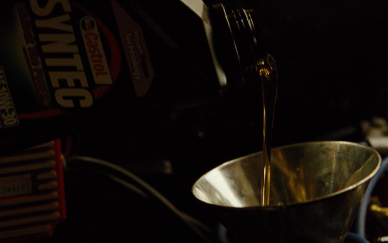 Castrol Syntec 10W-30 Engine Oil in Fast & Furious