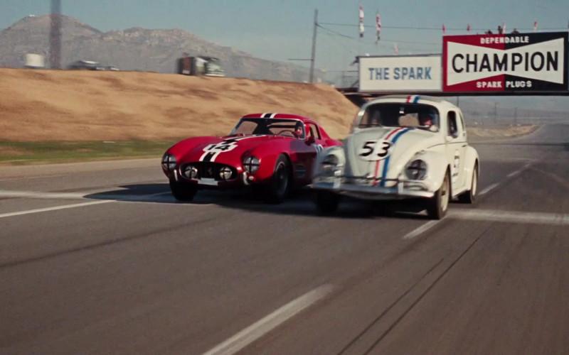 Champion Billboard in Herbie Fully Loaded (2005)