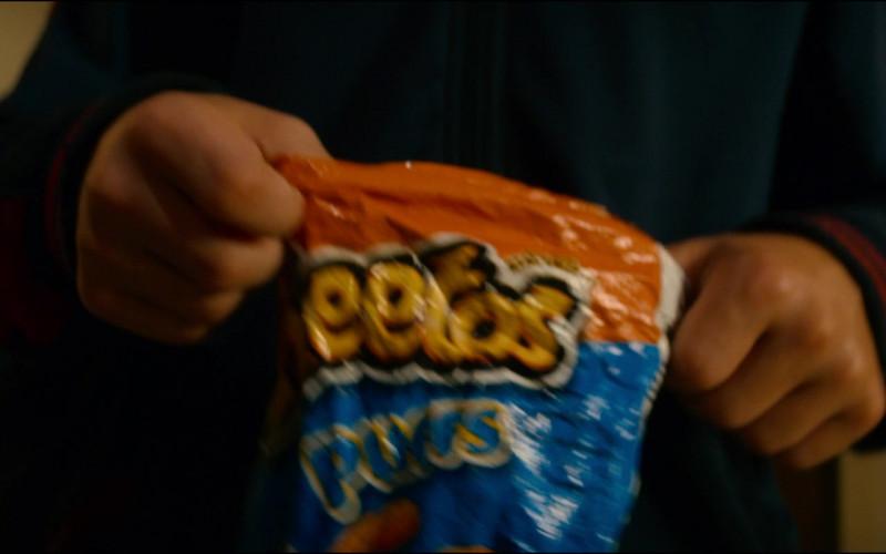 Cheetos Puffs of Javon Walton as Grant in Utopia S01E01 (1)