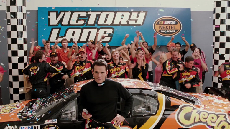 Cheetos in Herbie Fully Loaded (1)