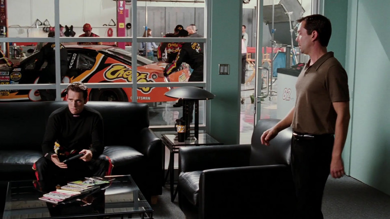 Cheetos in Herbie Fully Loaded (2)