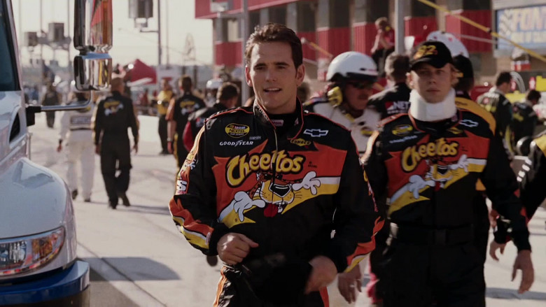 Cheetos in Herbie Fully Loaded (4)