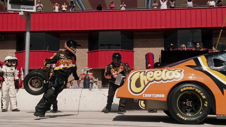 Cheetos in Herbie Fully Loaded (5)