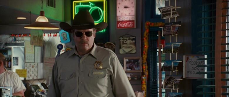 Coca-Cola Clock in Wild Hogs (2007)