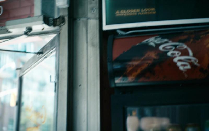 Coca-Cola in The Boys S02E01