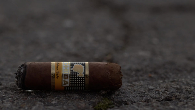 Cohiba Cigar in L.A.'s Finest S02E13 (1)