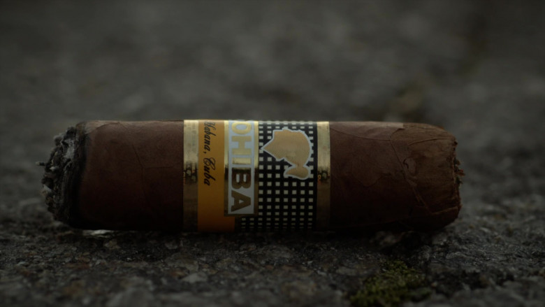 Cohiba Cigar in L.A.'s Finest S02E13 (2)