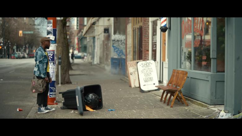 Converse Shoes of Lamorne Morris as Keef in Woke S01E01 (3)