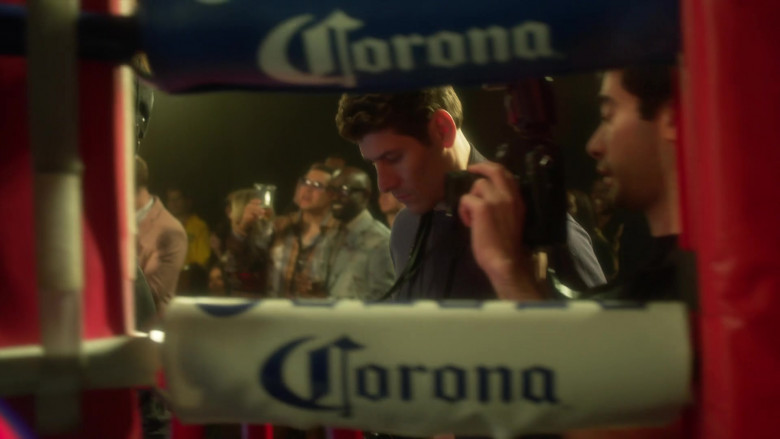 Corona Beer Logos in L.A.'s Finest S02E07 (1)
