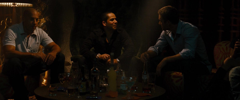 Corona Extra Beer Bottle of Paul Walker as Brian O'Conner in Fast & Furious