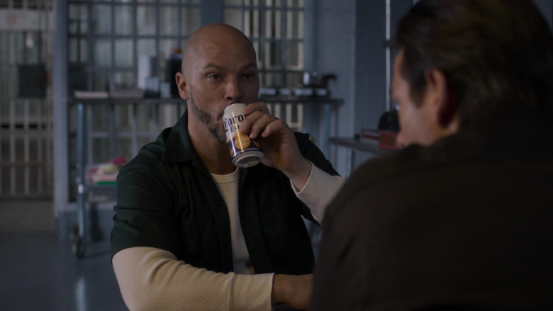 Corona Extra Beer Cans in Power Book 2 Ghost S01E03 (2)