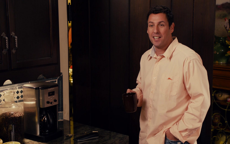 Cuisinart Coffee Maker Used by Adam Sandler as Jack in Jack and Jill