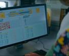 Dell Monitor Used by Rainn Wilson as Michael Stearns in Utop...