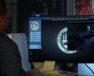 Dell Monitor Used by Duane Martin as Ben Baines in L.A.'s Fi...