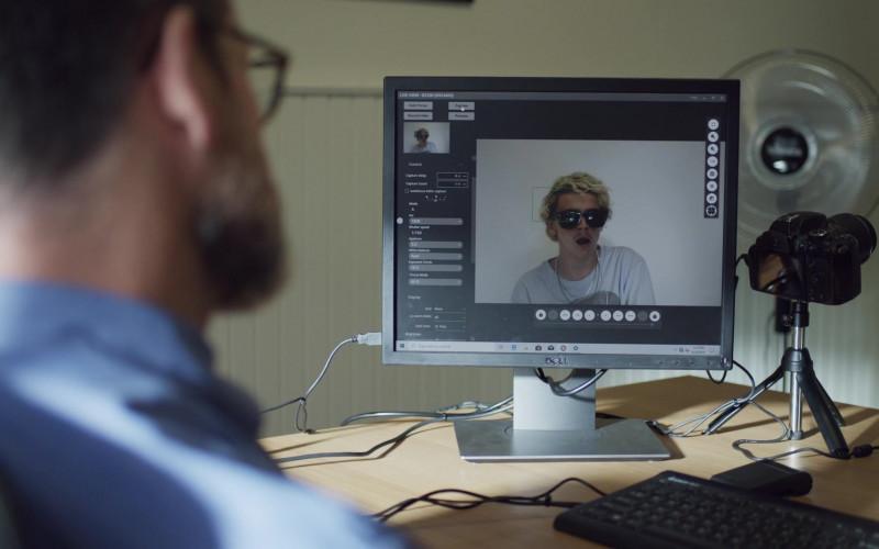 Dell Monitor in We Are Who We Are S01E01 (2020)