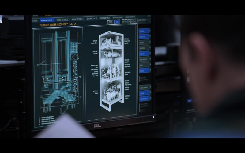Dell Monitors in Away S01E06 A Little Faith (2)