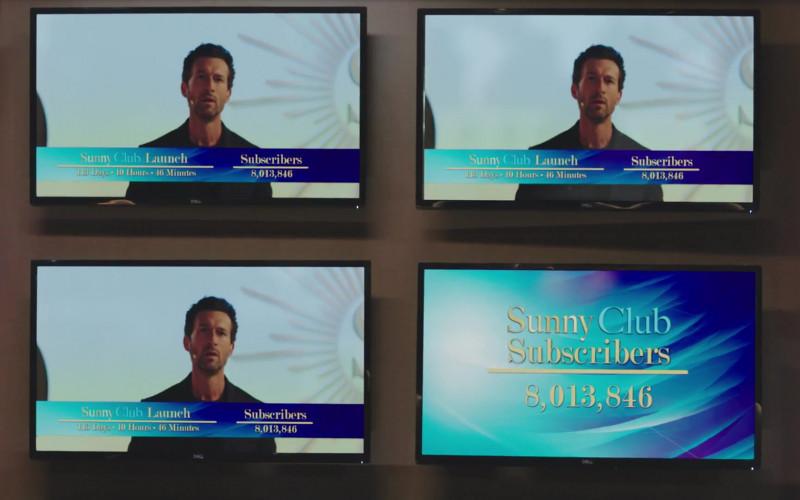 Dell TVs in Filthy Rich S01E02 (2)