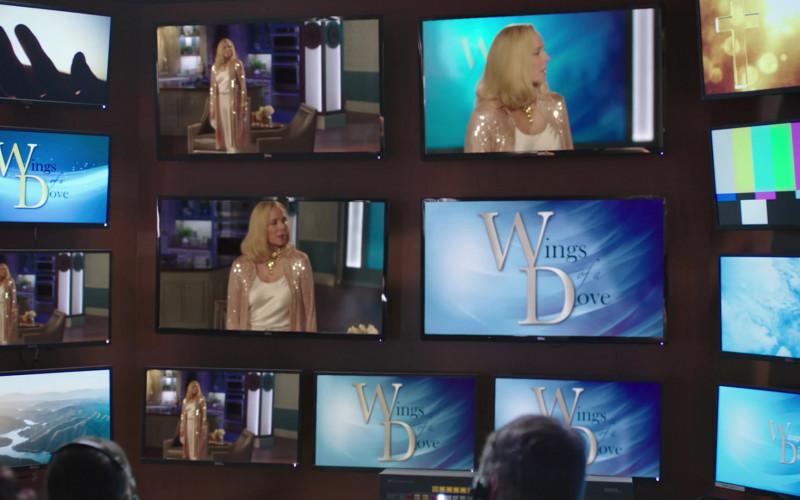 Dell TVs in Filthy Rich S01E03 Psalm 253 (2020)