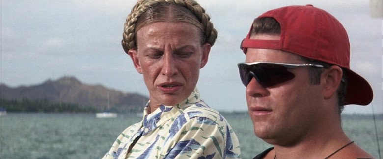 Dirty Dog Sunglasses of Sean Astin as Doug Whitmore in 50 First Dates (2)