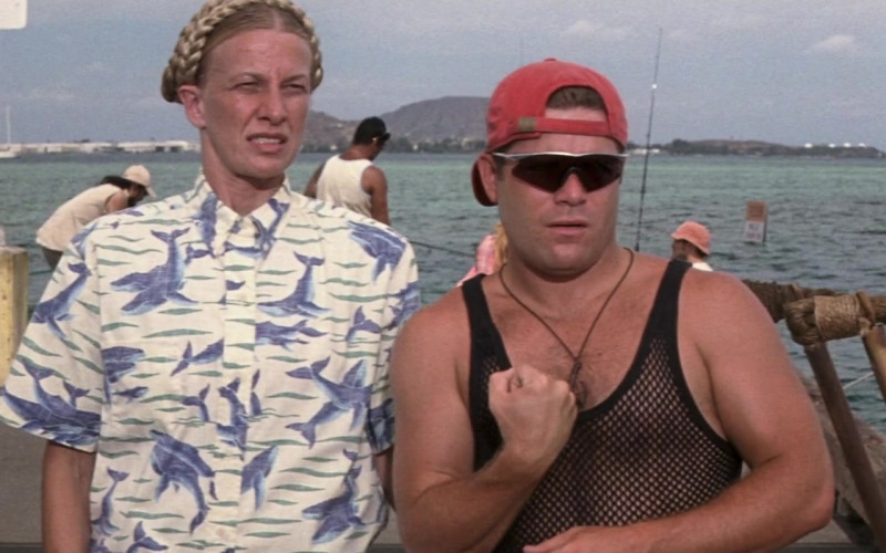 Dirty Dog Sunglasses of Sean Astin as Doug Whitmore in 50 First Dates (3)