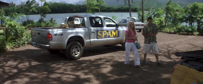 Dodge Dakota Pickup Truck Car and SPAM in 50 First Dates (2004)