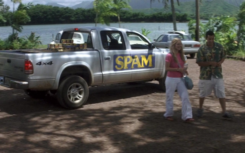 Dodge Dakota Pickup Truck Car and SPAM in 50 First Dates (2004)