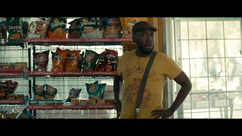 Doritos, Lay's Chips, Smartfood Popcorn in Woke S01E01