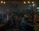Dos Equis XX On Tap Beer Sign in Wild Hogs (2007)