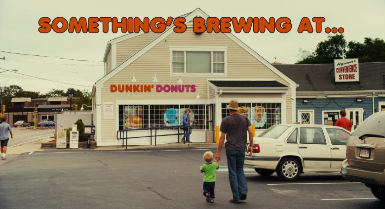 Dunkin' Donuts Restaurant Advertising Starring Al Pacino in Jack and Jill Movie (1)