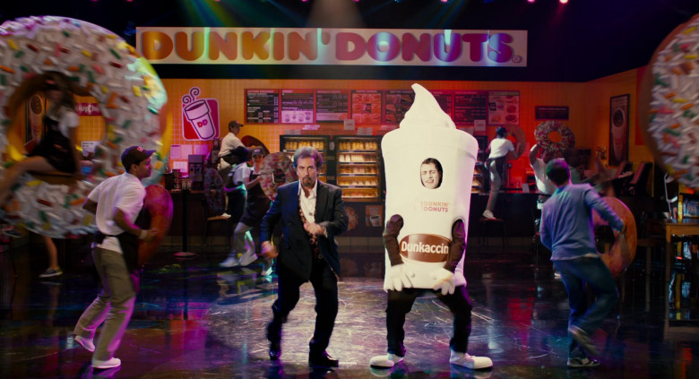 Dunkin' Donuts Restaurant Advertising Starring Al Pacino in Jack and Jill Movie (10)