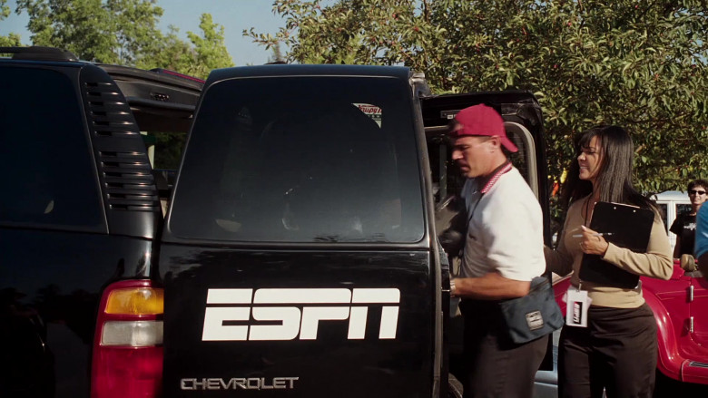 ESPN TV Channel in Herbie Fully Loaded (1)