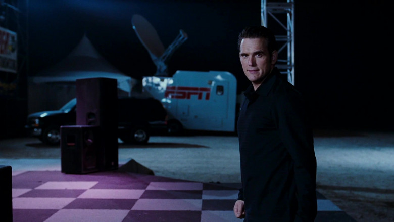 ESPN TV Channel in Herbie Fully Loaded (2)