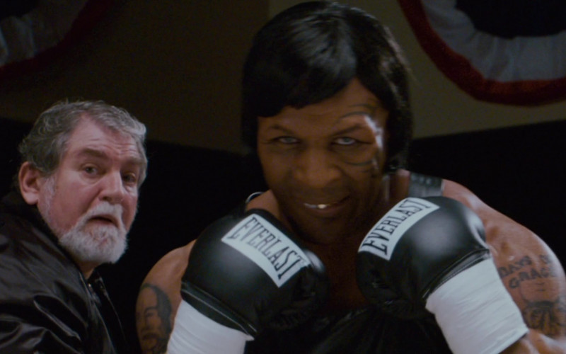 Everlast Boxing Gloves of Michael McDonald as Tiffany Stone (Mike Tyson Female Boxer) in Scary Movie 4