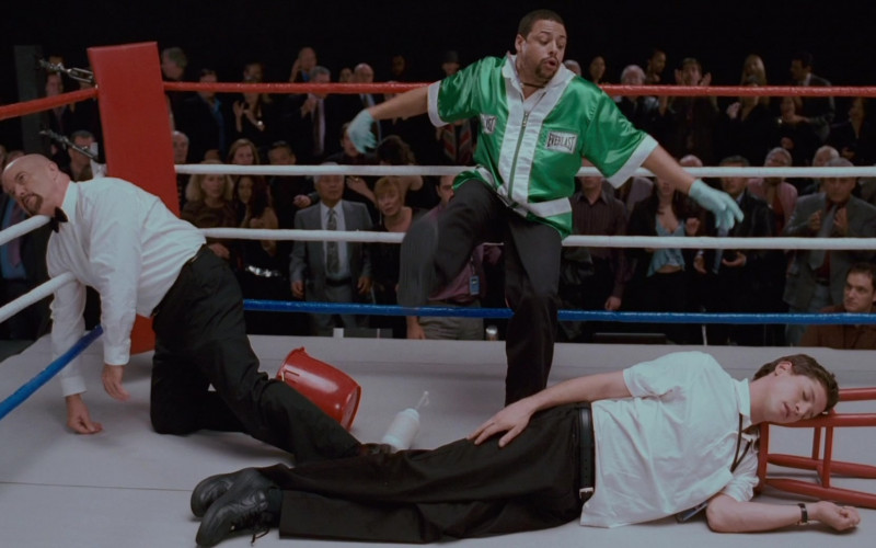 Everlast Green Shirt in Scary Movie 4 (2006)