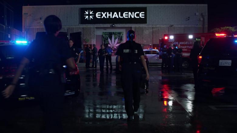 Exhalence LA Store in L.A.'s Finest S02E09 (1)