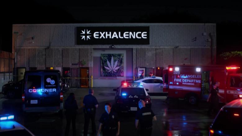 Exhalence LA Store in L.A.'s Finest S02E09 (4)