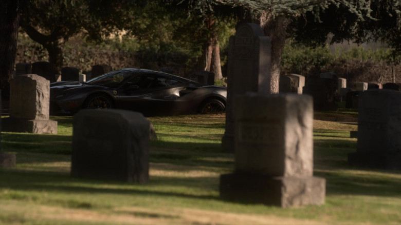 Ferrari Sports Car in L.A.'s Finest S02E13